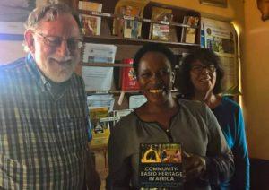 Peter Schmidt & Mary Kalikawe